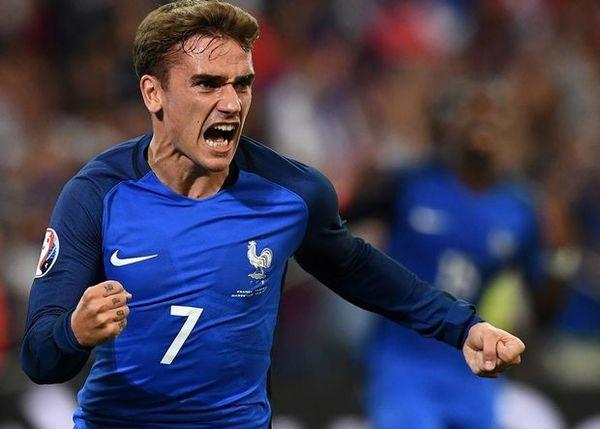 Euro 2016: Πρώτος σκόρερ ο Γκριζμάν