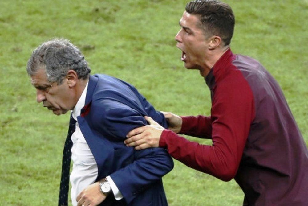 Euro 2016:  Ο Σάντος χορεύει για την κατάκτηση του τίτλου