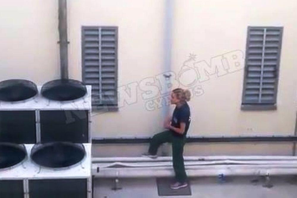 Σάλος από τη χυδαία συμπεριφορά Κύπριας αστυνομικού: «Η μάνα σου είναι π......@» (video)