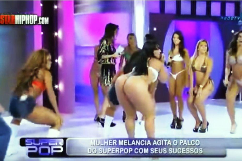 Επική εκπομπή στη Βραζιλία! (video)