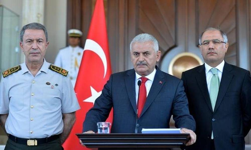 Πραξικόπημα Τουρκία - Γιλντιρίμ: Οι στασιαστές είναι τρομοκράτες