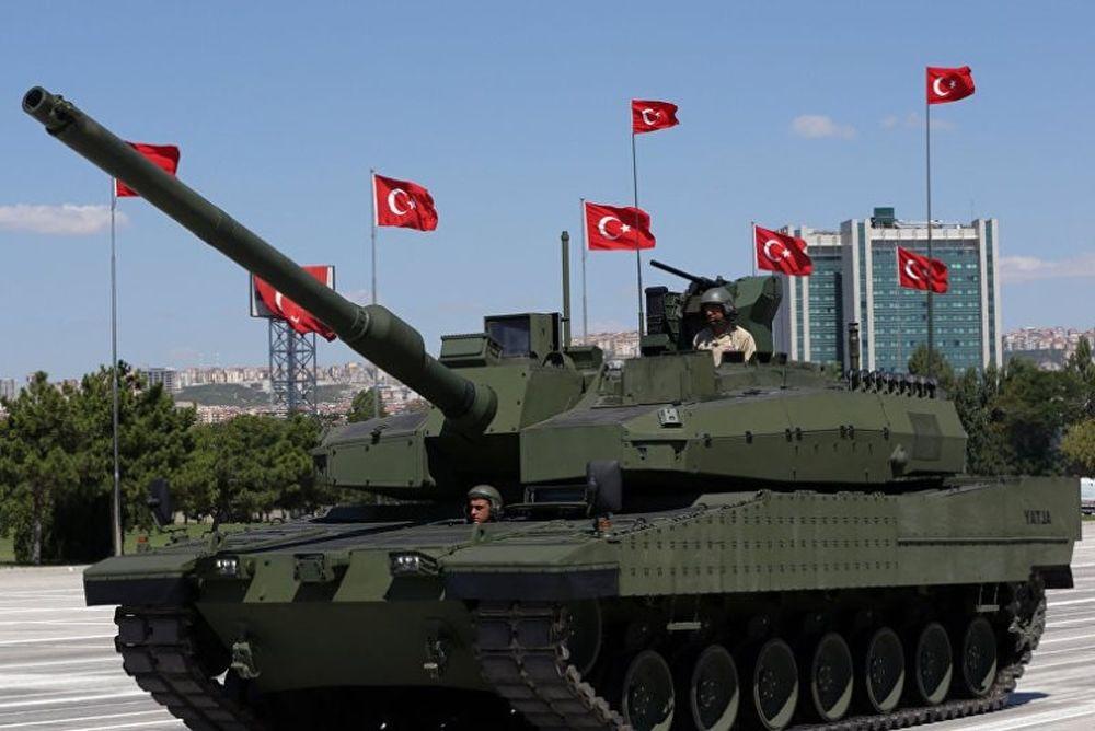 Έπος: Ο «Ερντογάν» πουλάει τανκ λόγω... αποτυχίας πραξικοπήματος! (photo)