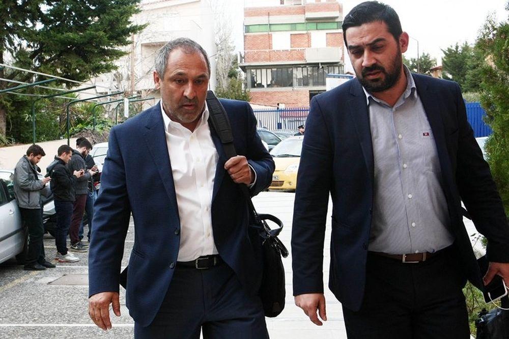 Παπαθανασάκης: «Ο Ηρακλής είναι ευθύνη μου και τις ευθύνες μου τις τιμώ»