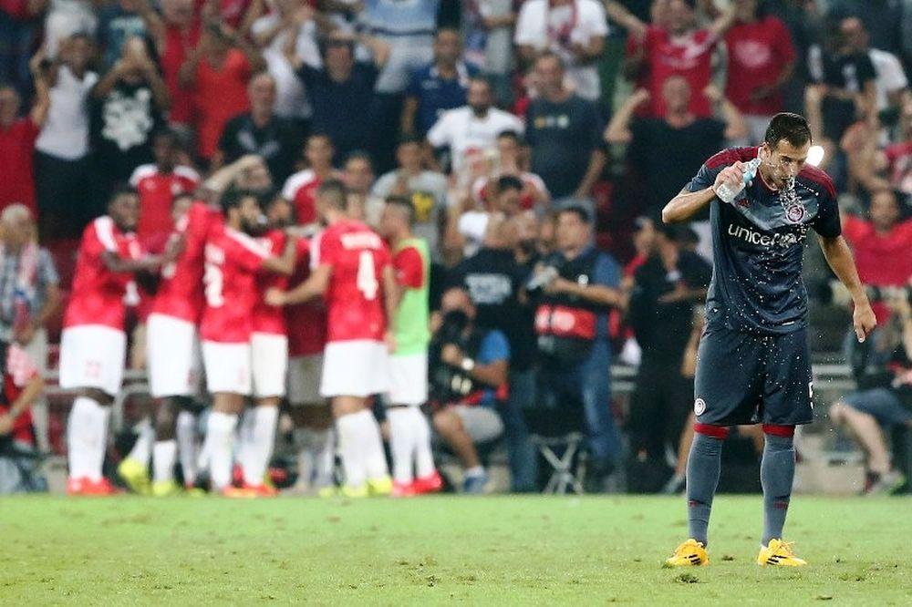 Χάποελ Μπερ Σεβά - Ολυμπιακός 1-0: «Βατερλώ» στο Ισραήλ