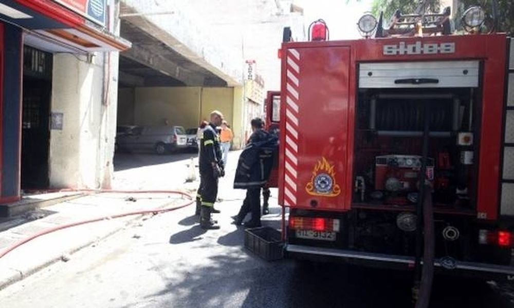 Στις φλόγες μονοκατοικία στην Κέρκυρα - Σοβαρά τραυματισμένα δύο άτομα