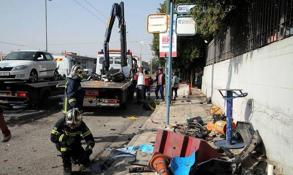 Aσύλληπτη τραγωδία στον Άγιο Δημήτριο: 18χρονος παρέσυρε και σκότωσε 25χρονη