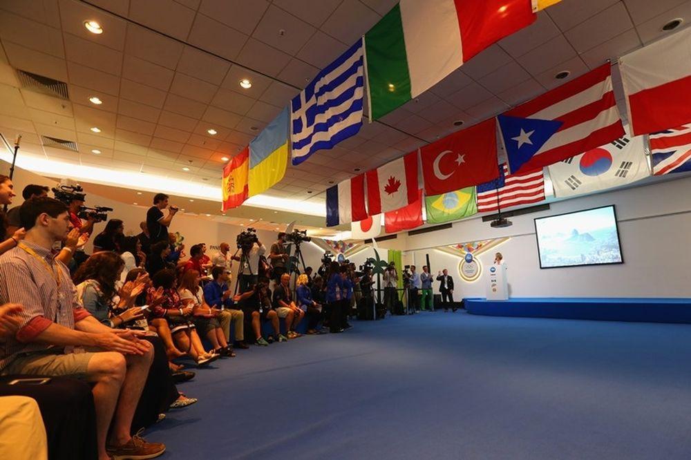 Τα προϊόντα της P&G φροντίζουν τους αθλητές, τις μαμάδες και τις οικογένειές τους στο «σπίτι της P&G» κατά τη διάρκεια των Ολυμπιακών Αγώνων Ρίο 2016