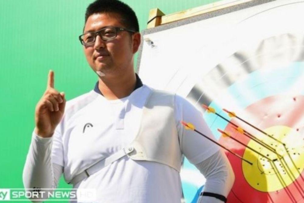 Ολυμπιακοί Αγώνες: Παγκόσμιο ρεκόρ με το... καλημέρα στην τοξοβολία!