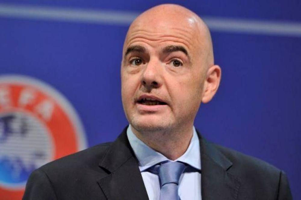 FIFA: Αθώος ο Ινφαντίνο