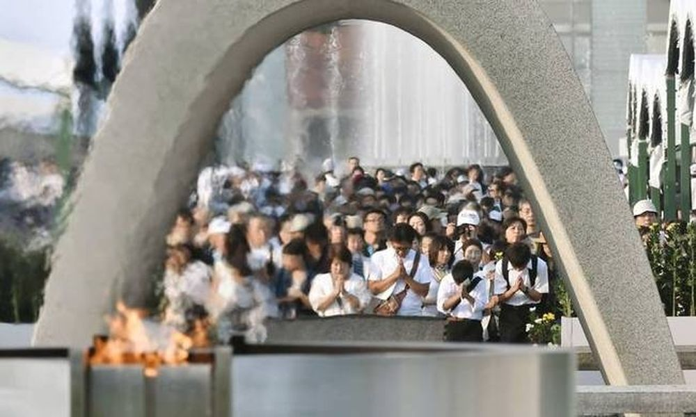 Χιροσίμα: 71 χρόνια από τη ρίψη της πρώτης ατομικής βόμβας