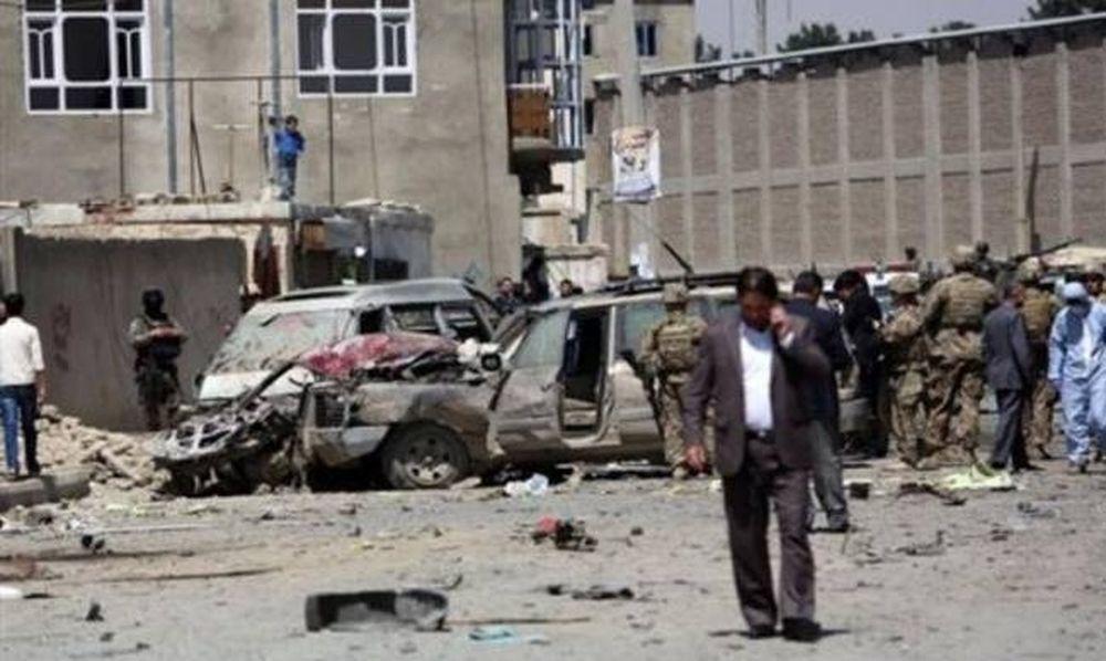 Αφγανιστάν: Τουλάχιστον πέντε αστυνομικοί είναι νεκροί από βομβιστική επίθεση