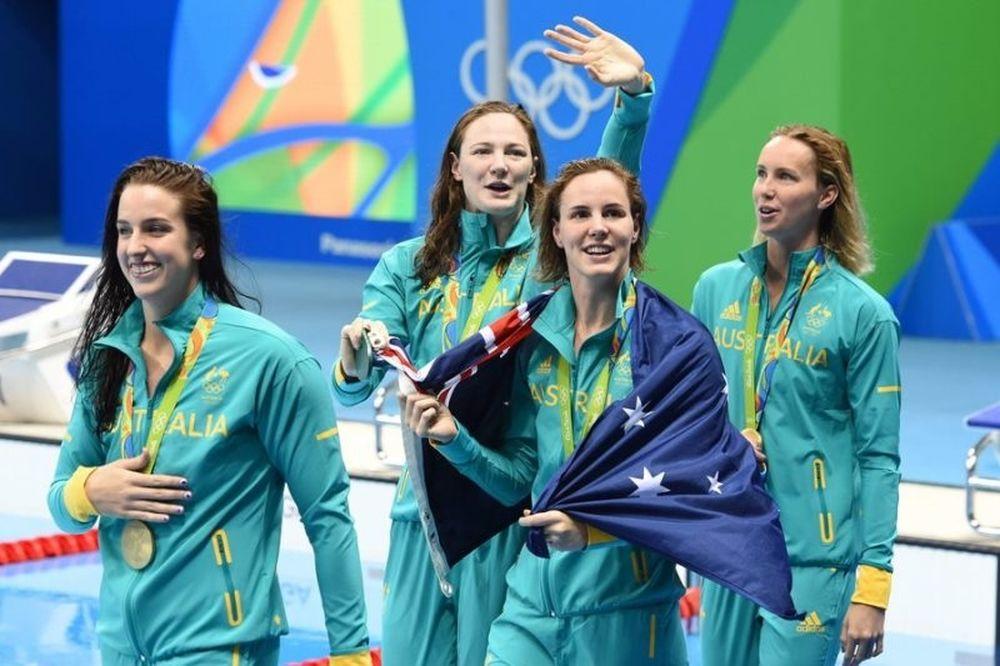 Ρίο 2016: «Χρυσές» με παγκόσμιο οι γυναίκες της Αυστραλίας