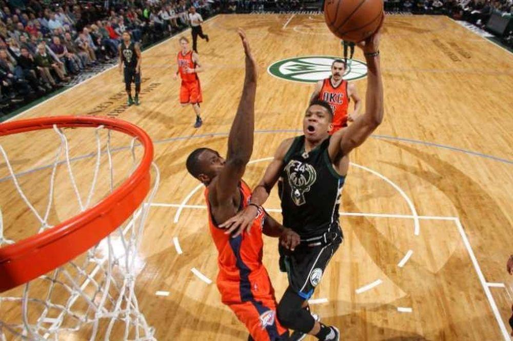 NBA: Με Giannis το Top 10 των Small Forwards! (video)