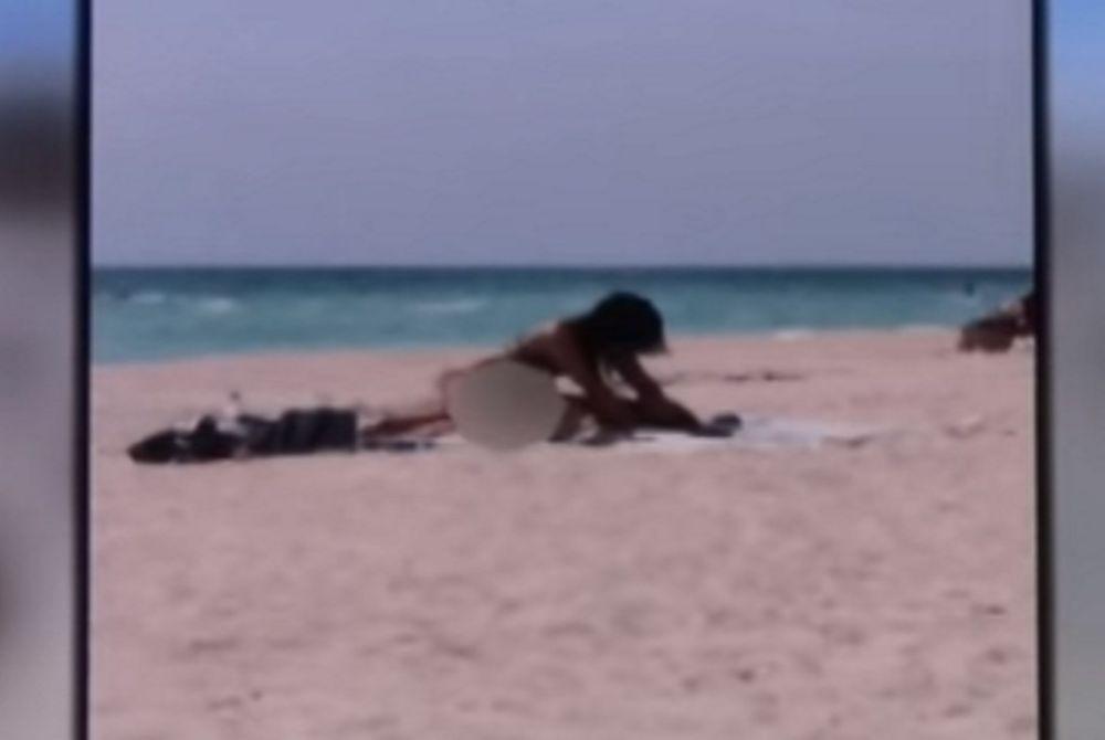 Έκαναν σεξ στην παραλία και οι δίπλα τους έβγαλαν στο Youtube! (video)