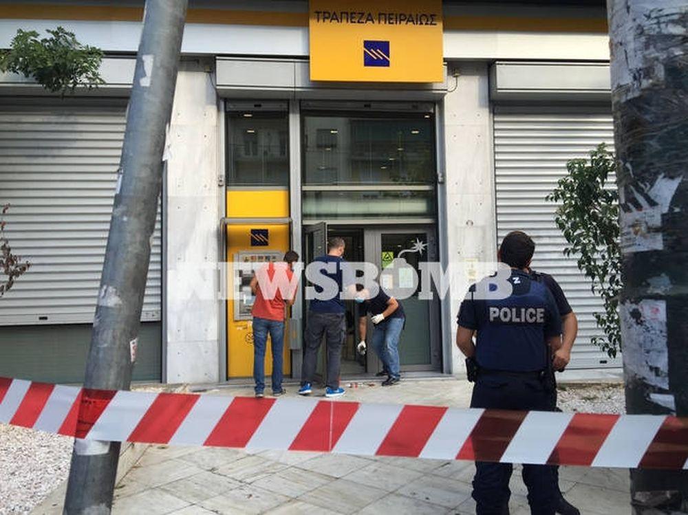 Άρωμα τρομοκρατίας η ληστεία τράπεζας με ομήρους στην Κηφισίας