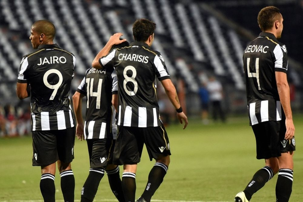 ΠΑΟΚ: Με «καυτό» Περέιρα 3-0 τη Βέροια