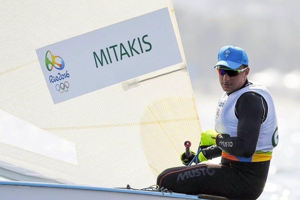 Ρίο 2016: Τέταρτος ο Μιτάκης