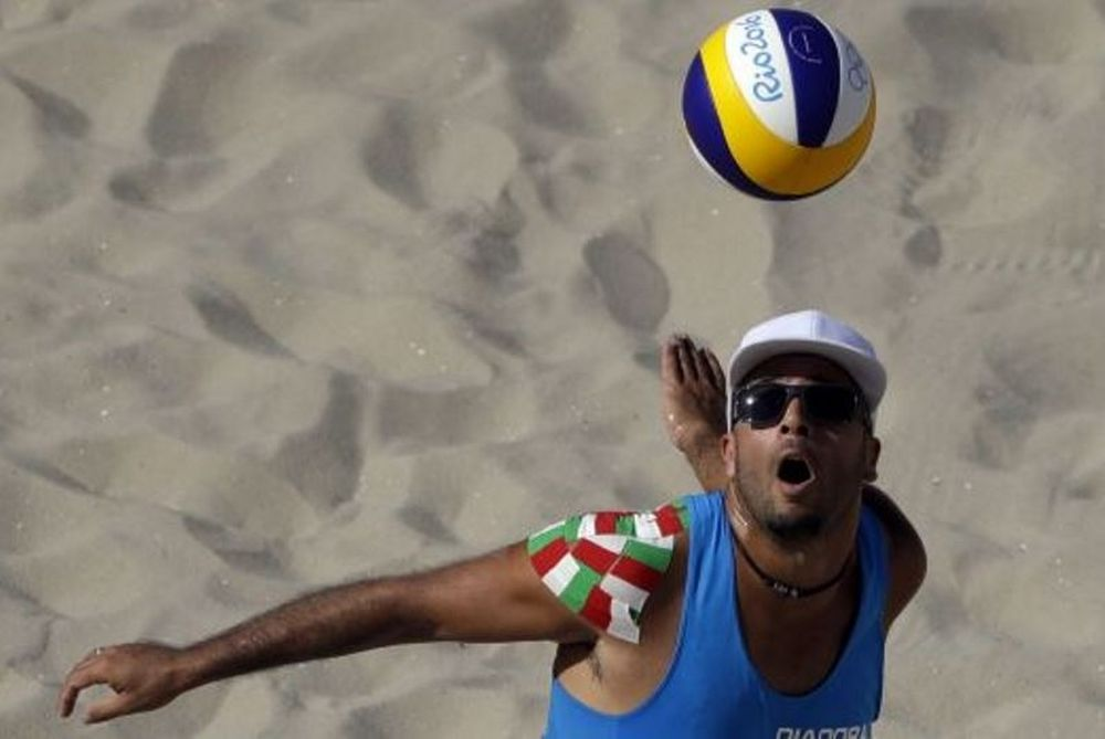 Ρίο 2016: Ο πιο τρελός πόντος beach volley που έχεις δει ποτέ! (video)