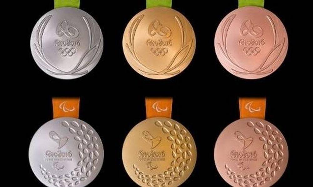 Ολυμπιακοί Αγώνες 2016: Πόσο αξίζει και ποιος κατασκεύασε τα ολυμπιακά μετάλλια