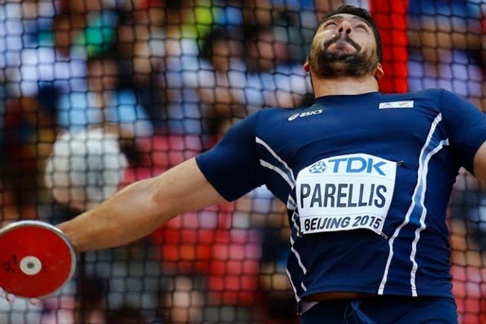 Ρίο 2016: Ο Παρέλλης στον τελικό