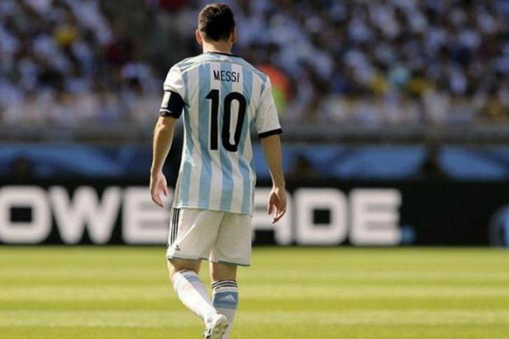 Παραμένει στην εθνική Αργεντινής ο Μέσι!