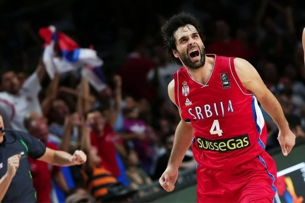 Ρίο 2016: Θέλει NBA o Τεόντοσιτς!
