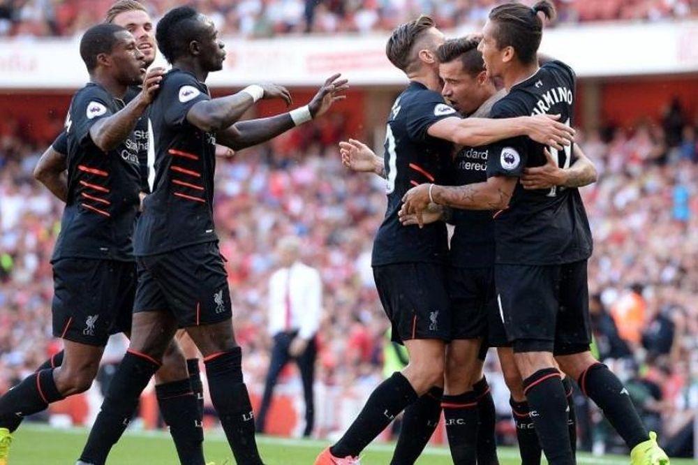 Επικό ματς στο Emirates! Τρελή νίκη της Λίβερπουλ, 4-3 την Άρσεναλ!