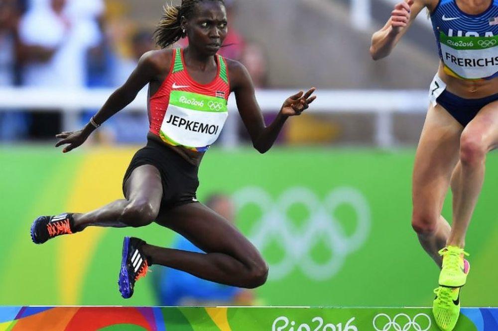 Ρίο 2016: Η Τζέμπετ το χρυσό μετάλλιο στα 3000 μέτρα στιπλ
