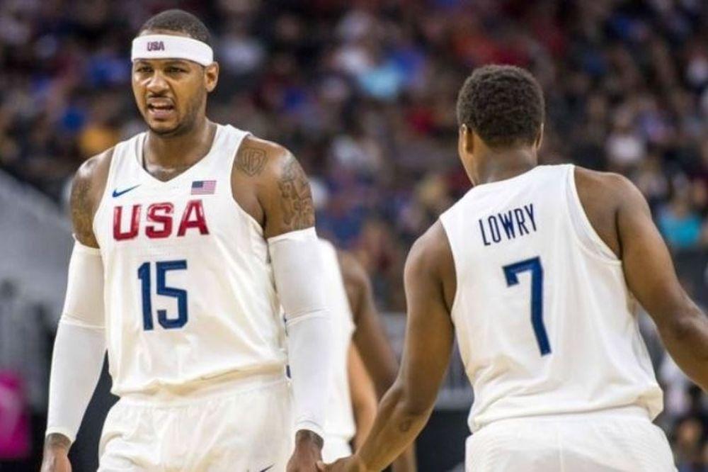 Ρίο 2016: Τα ζευγάρια των προημιτελικών του τουρνουά μπάσκετ