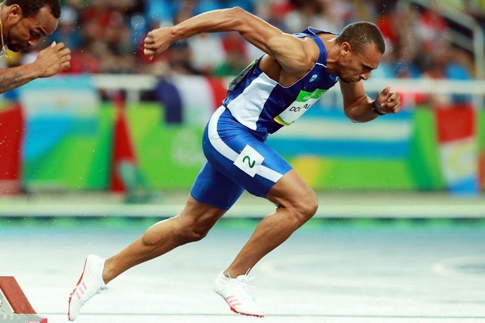 Ρίο 2016: Εντυπωσιακός Δουβαλίδης πέρασε στα ημιτελικά