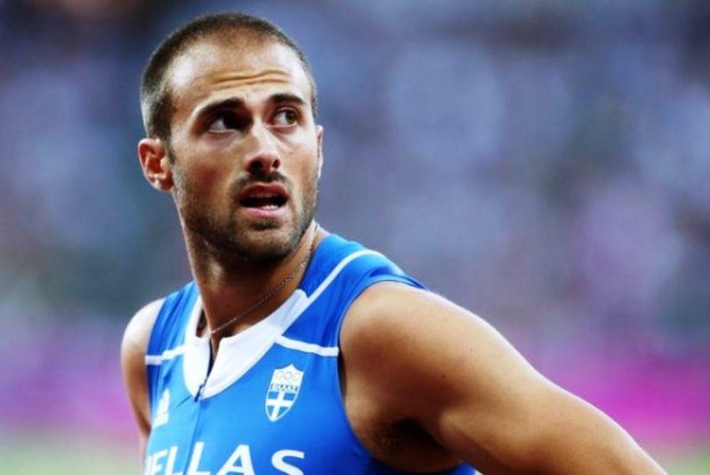 Ο Λυκούργος Τσάκωνας προκρίθηκε στους ημιτελικούς των 200μ.