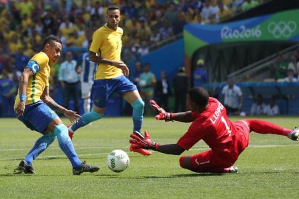 Ρίο 2016: Γκολ στα 15 δευτερόλεπτα ο Νεϊμάρ κόντρα στην Ονδούρα! (video)