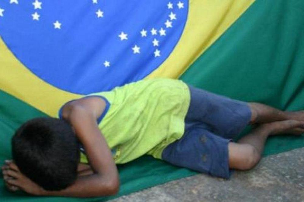 Ρίο 2016: Οι Αρχές απομακρύνουν βίαια τους άστεγους από την Κοπακαμπάνα