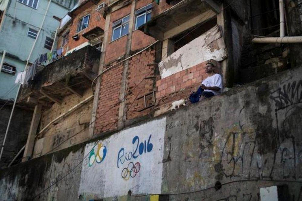 Ρίο 2016: Θύμα ένοπλης ληστείας και Βρετανός αθλητής