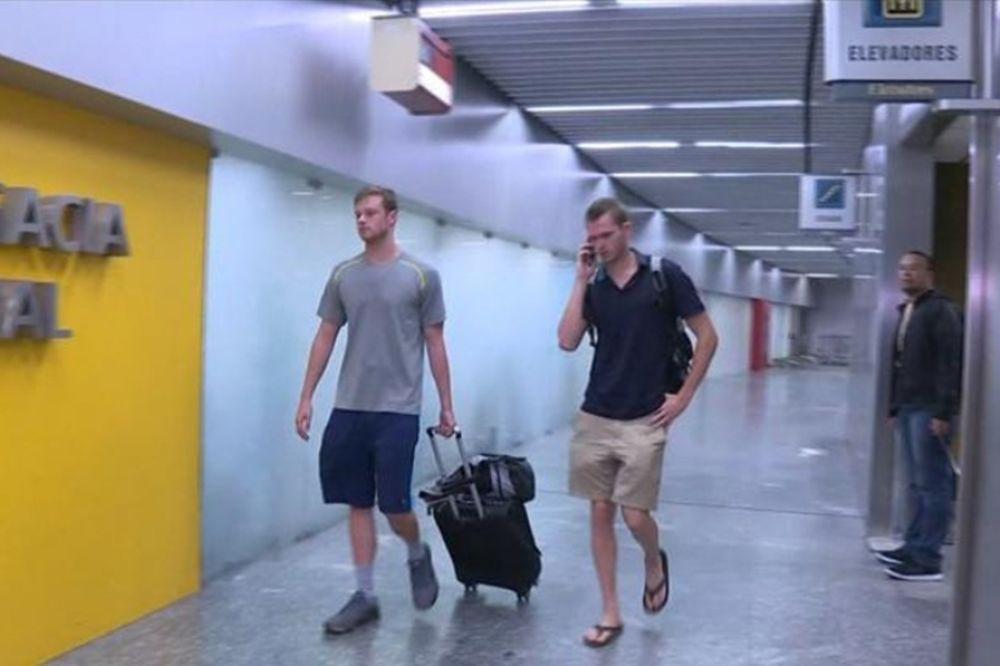 Ρίο 2016: Η αστυνομία ανέκρινε δύο Αμερικανούς κολυμβητές