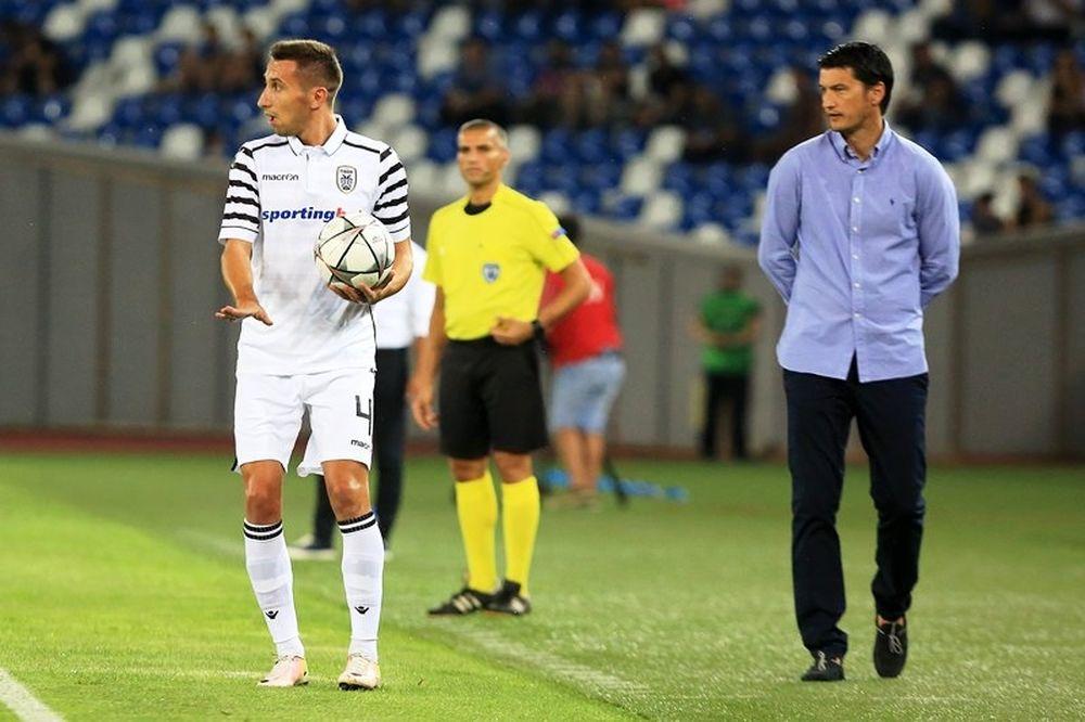 Ιβιτς: «Μας βοήθησαν οι αλλαγές θέλω και στην Τούμπα τη νίκη»