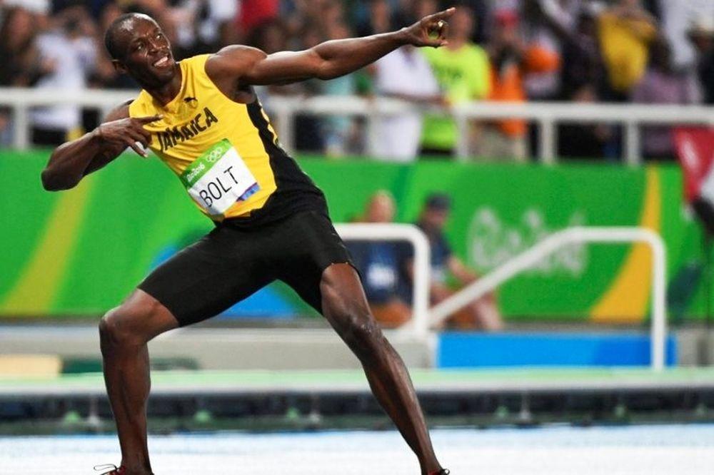 Ρίο 2016: Χρυσός ξανά ο Μπολτ!