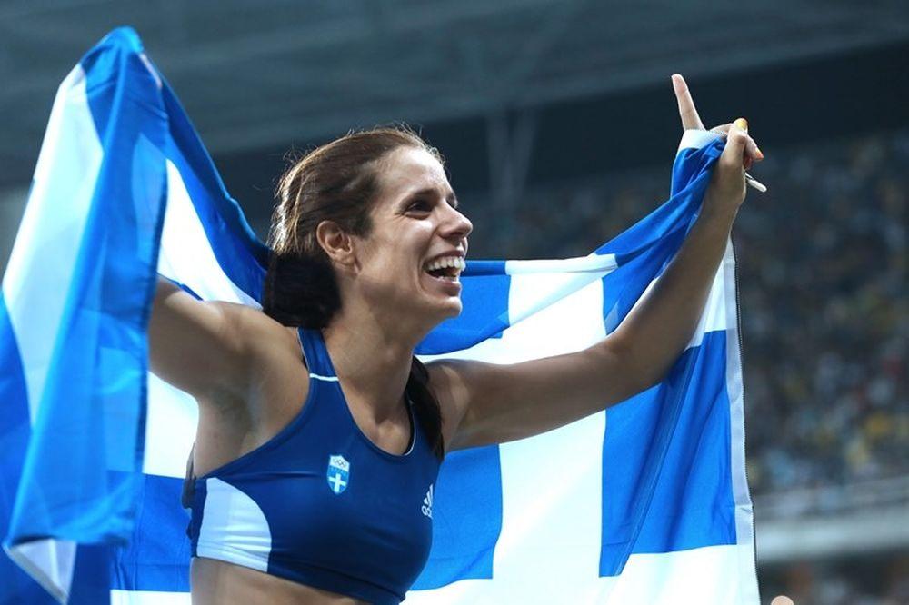 Ρίο 2016: Είχε προϊδεάσει για την επιτυχία της η Στεφανίδη! (video)