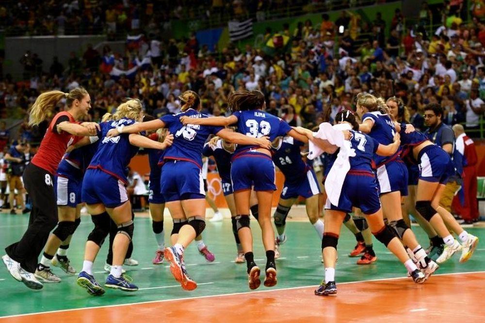 Επιτέλους στην κορυφή η Ρωσία, 22-19 στον τελικό τη Γαλλία