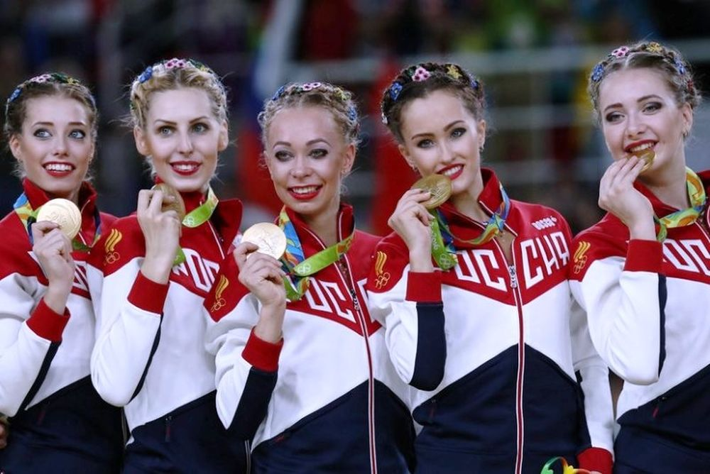 Για 5η φορά η Ρωσία το χρυσό, «ασημένια» η Άρτεμι Γκαβέζου