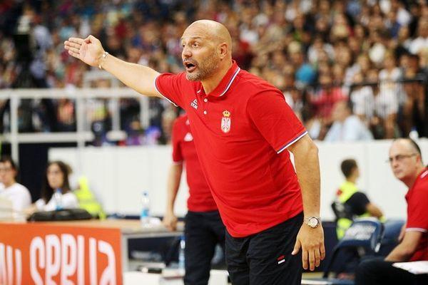 Τζόρτζεβιτς: «Περήφανος για τους παίκτες μου»