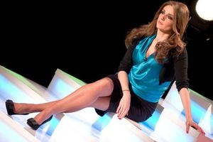 Η Μαρία Λεκάκη γυμνή! (video)