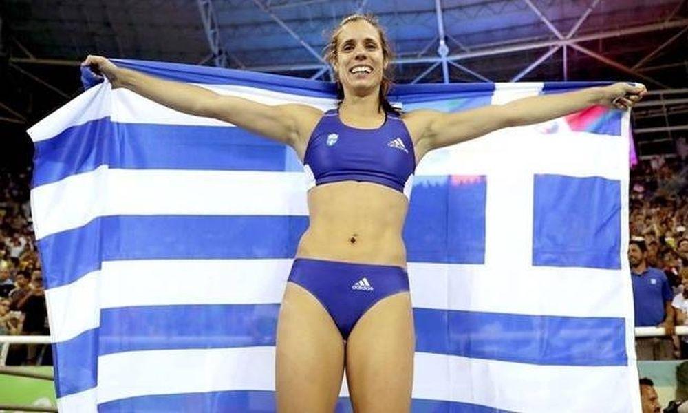 Κατερίνα Στεφανίδη: Ήξερα ότι θα πάρω μετάλλιο
