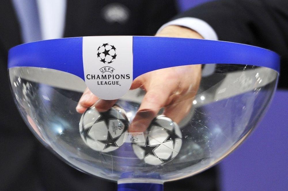 Champions League: Δείτε τους ομίλους της διοργάνωσης