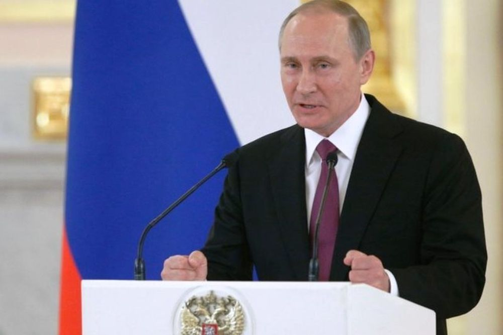 Ο Πούτιν κέρασε σαμπάνια και από μία... BMW τους Ρώσους Ολυμπιονίκες