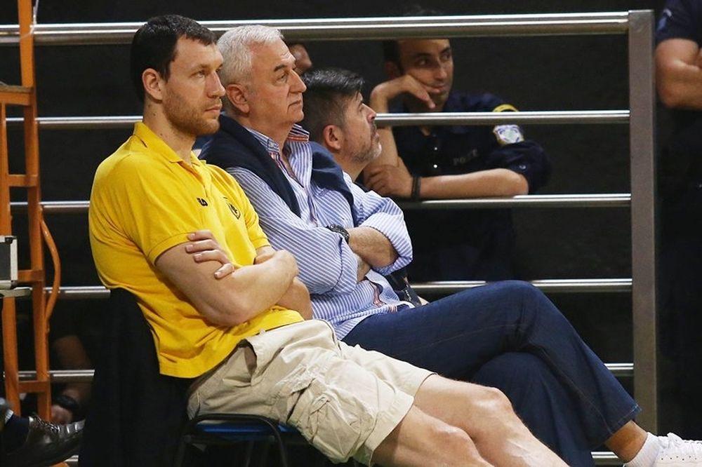 Επίσημα τέλος ο Μαυροκεφαλίδης από την ΑΕΚ!