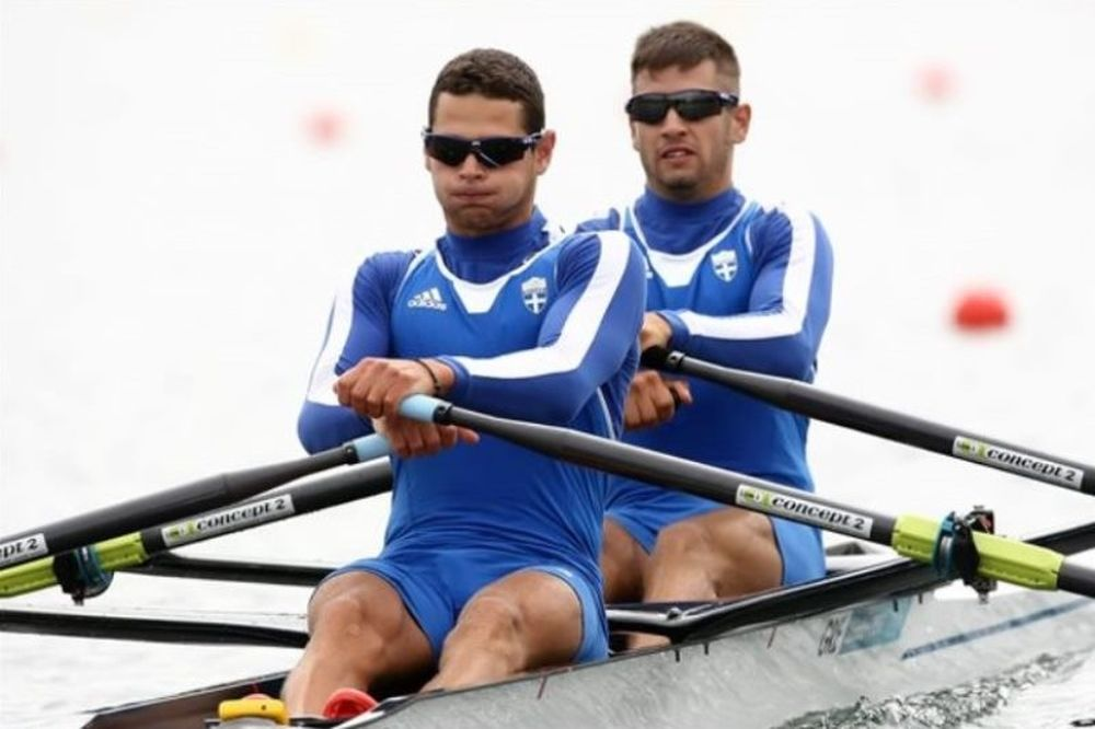 Χάλκινο μετάλλιο για το ελληνικό τετραπλό σκιφ των ανδρών