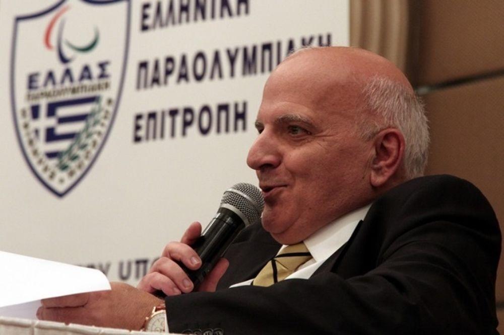 Φουντουλάκης: «Μπορούμε να κατακτήσουμε όσα μετάλλια πήραμε στο Λονδίνο»