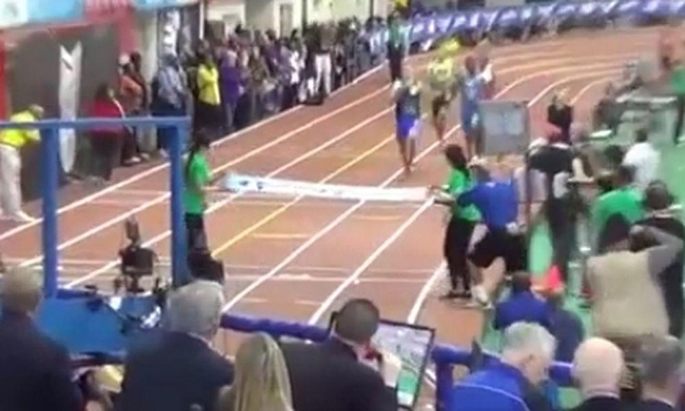 Ο πιο αποτυχημένος τερματισμός σε αγώνα στίβου, όλων των εποχών (video)