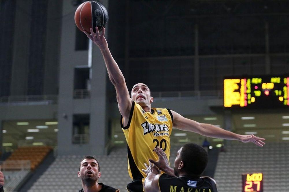 ΑΕΚ για Καλαμπόκη: «Το ελληνικό μπάσκετ τον έχει ανάγκη»